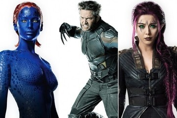 'X-Men - Days of Future Past' Pictures