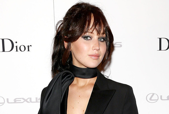 Love it or Loathe it: Jennifer Lawrence's Bra-Baring Pantsuit