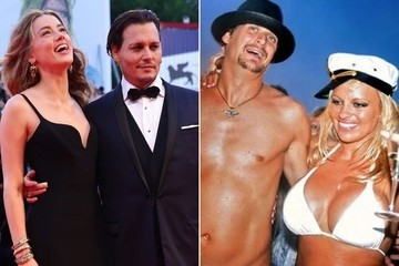 Shortest Celebrity Marriages