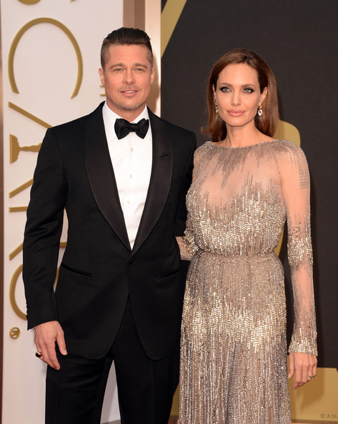 The Hottest Couples at the 2014 Oscars