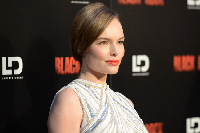 Kate Bosworth's Flirty Evening Outfit