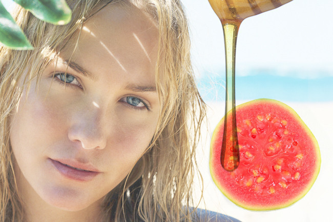 DIY Guava and Honey Hair Mask That's as Sweet as It Sounds
