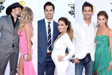 The Hottest Couples at the 2015 ACM Awards