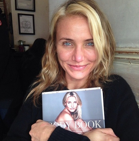 Funny Life Advice from Cameron Diaz