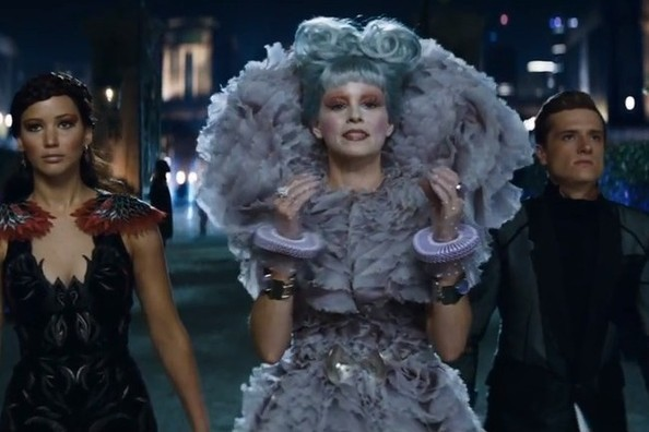 A First Look at the Costumes from 'The Hunger Games: Catching Fire' [VIDEO]