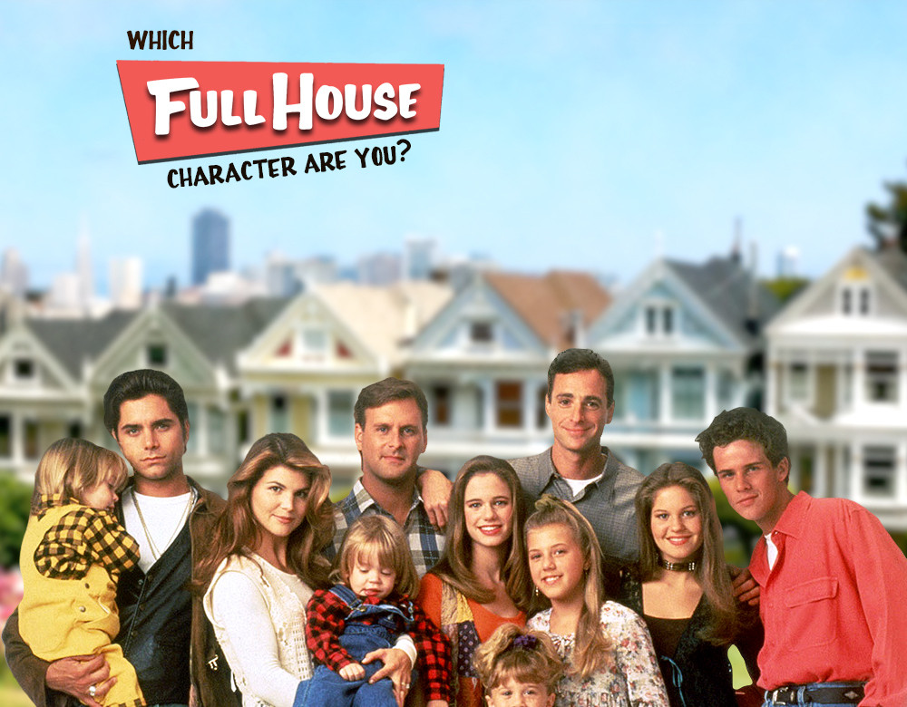 Which 39 full house 39 character are you quiz zimbio for Fully house