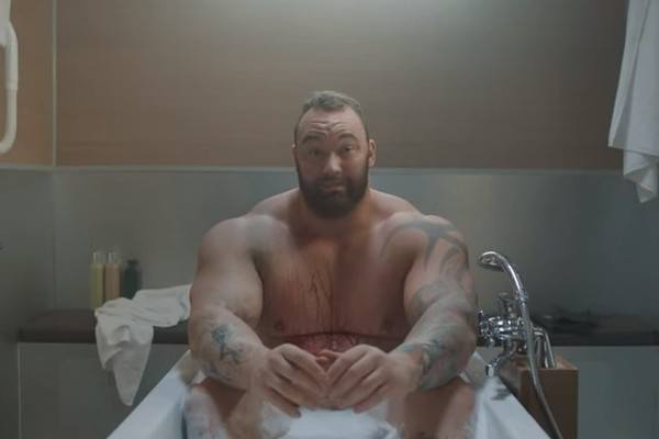 'Game of Thrones' Fans Must Watch The Mountain's Hilarious New Water Commercial