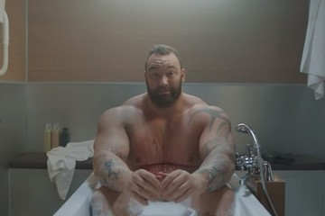 'Game of Thrones' Fans, Enjoy The Mountain's Hilarious New Water Commercial