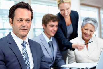 Vince Vaughn and Dave Franco Posed for Actual Stock Photos You Can Use for Free