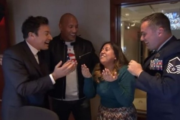 The Rock's Surprise Will Make You Cry All the Happy Tears