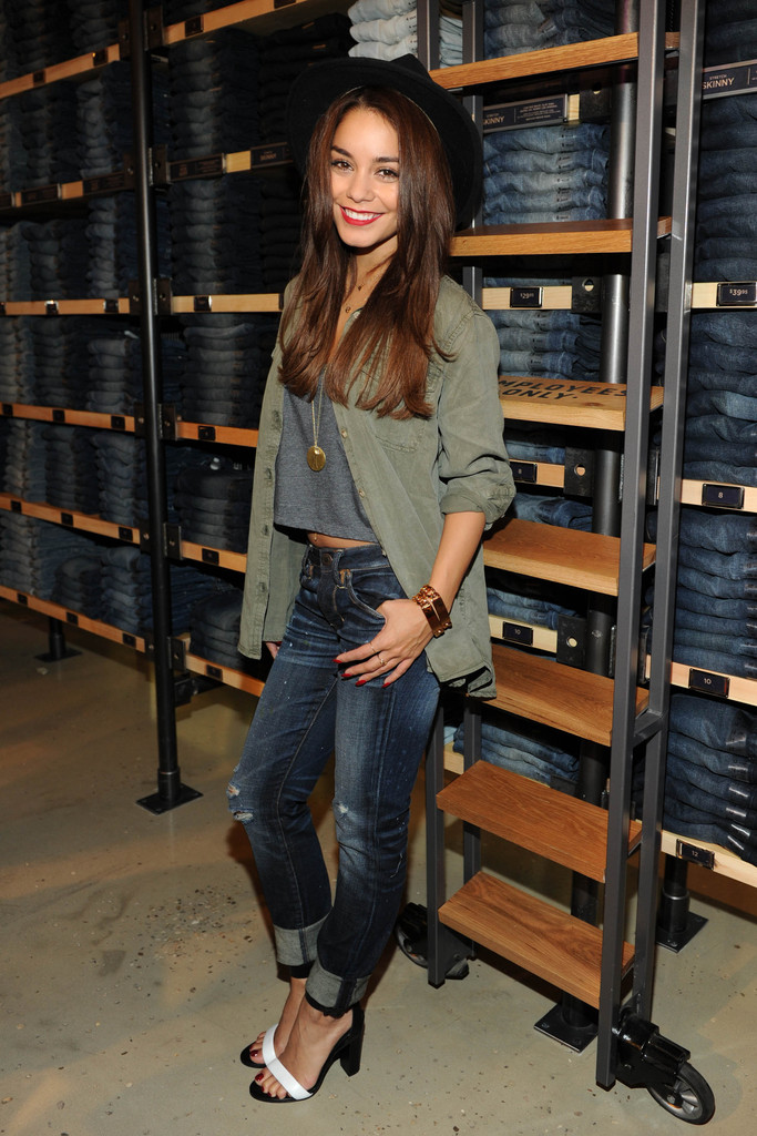 Vanessa Hudgens Spills About Her Biggest Denim Disaster, Her Latest Movie, and More!