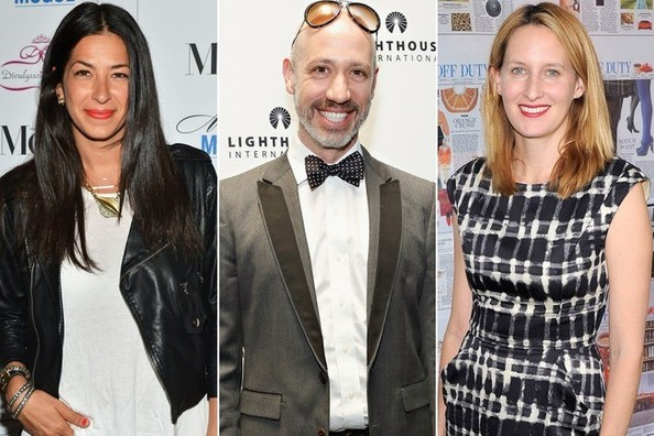 Guess Who's Designing Beach Towels for One Kings Lane? Rebecca Minkoff, Robert Verdi, and More!