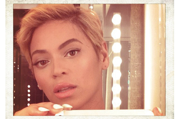 Beyonce Got a MAJOR Makeover—She Chopped Off All Her Hair!