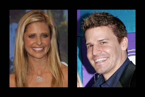 Sarah Michelle Gellar was rumored to be with David ...