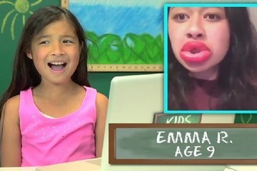 Kids Reacting to the Kylie Jenner Lip Challenge Gives Us Hope for the Future