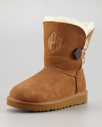Andre Leon Talley Monograms His Uggs