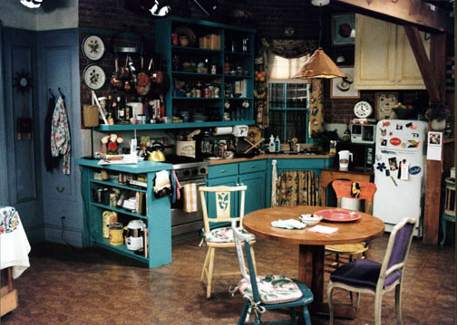 The Refrigerators In Monica S And Joey Apartment Really