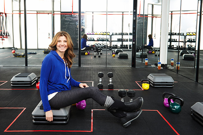 Workout Wednesday: Jessica Fisher's 'The Breakdown' HIIT Circuit