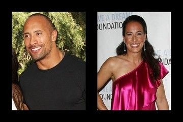 Dwayne Johnson Dating History