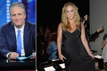 Amy Schumer Wins Her Very First Emmy, Joins Jon Stewart as Comedy TV Powerhouse