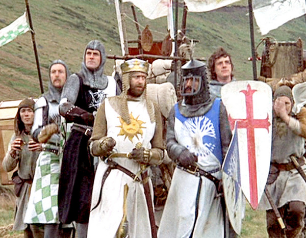'Monty Python and the Holy Grail' - Famous Movies That Got ...