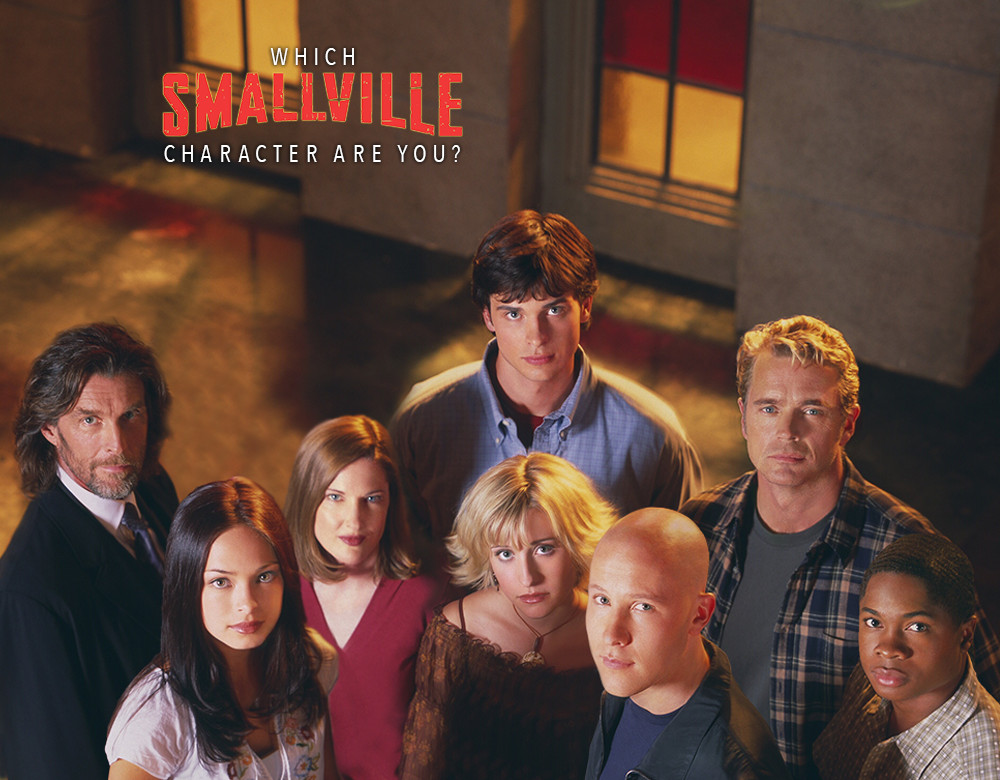 Which smallville character are you quiz zimbio which smallville character are you voltagebd Choice Image