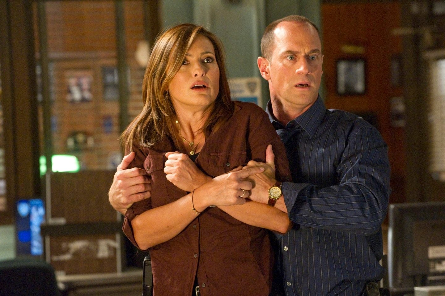 The Ship That Never Sailed: Mourning For Benson And Stabler