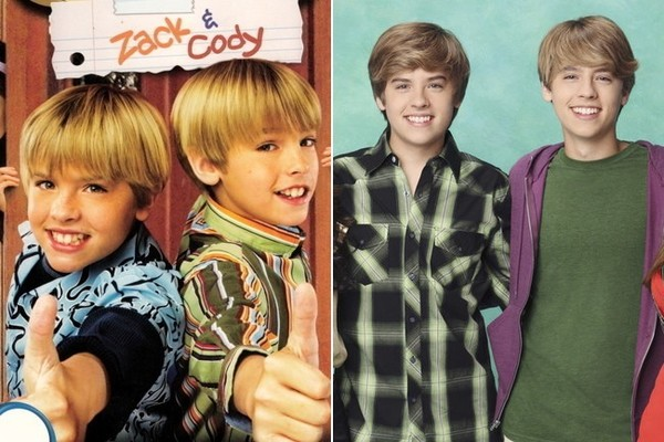 Image result for cole sprouse in suite life of zack and cody