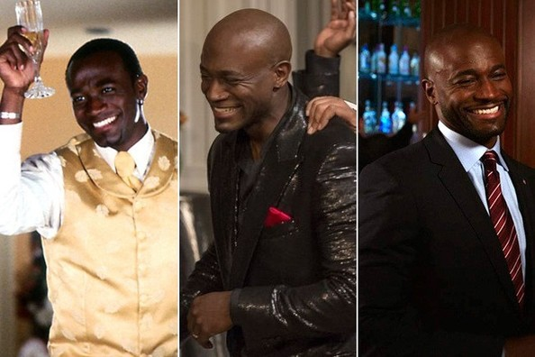 Top 10 Taye Diggs Movie Smiles