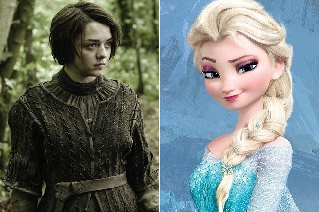 Game Of Thrones And Frozen Are Changing How We Name Our Children