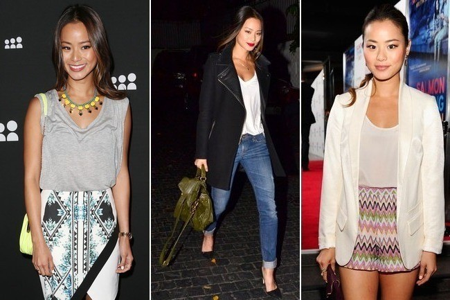 10 Day-to-Night Outfit Ideas From Jamie Chung