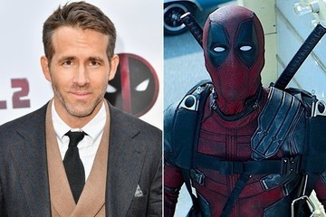 Deadpool 2 Actors In And Out Of Character