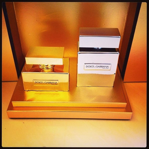 His & Her Gift It's OK to Give: Dolce & Gabbana's The One Fragrances