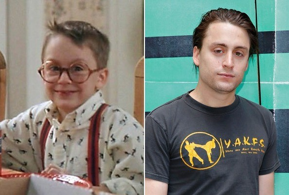 Kieran Culkin Home Alone Where Are They Now Kids From