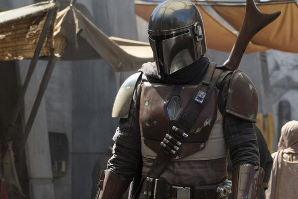 Previewing 'The Mandalorian' Brings