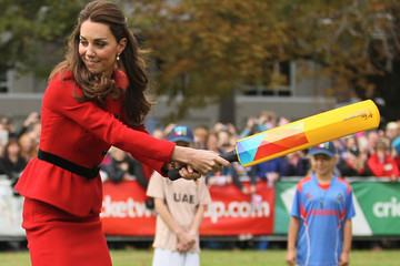 All the Times Pants Would've Come in Handy on Kate's Royal Tour