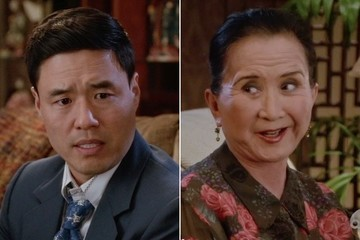 Exclusive Sneak Peek: Grandma Huang Teaches Louis a Valuable Lesson on 'Fresh Off the Boat'