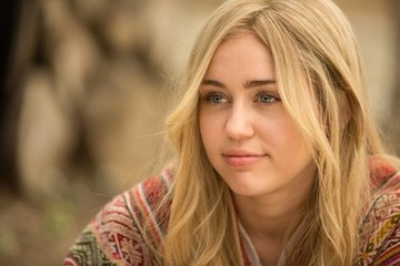 Miley Cyrus Wigs Out for Woody Allen's 'Crisis in Six Scenes'