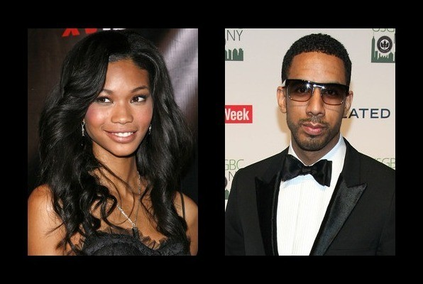 Chanel Iman was rumored to be with Ryan Leslie