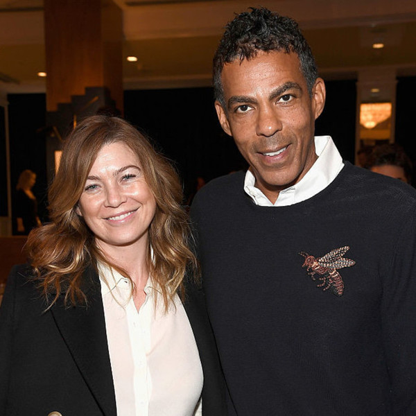 Ellen Pompeo And Chris Ivery Celebrities Whove Been In