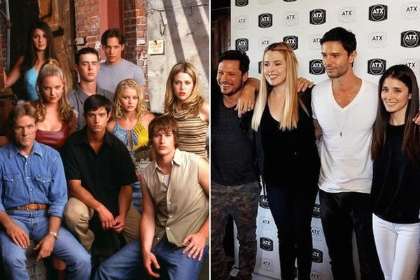 Then and Now: The Cast of 'Roswell'