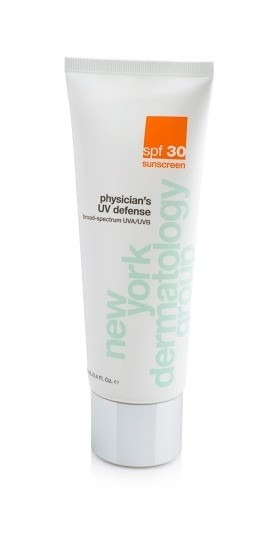 Current Obsession: NYDG Physician's UV Defense SPF 30