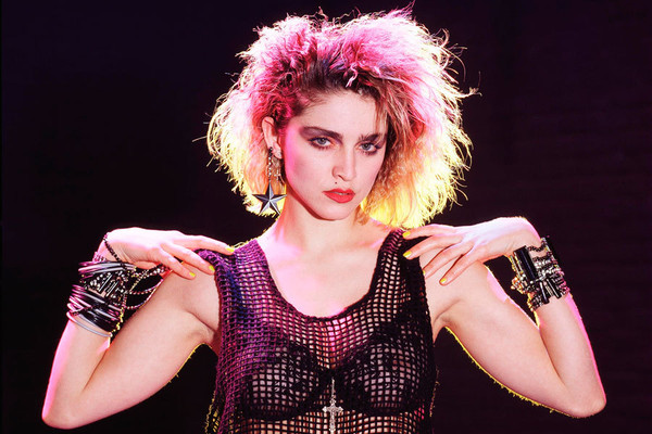 Madonna - All the Video Game References and '80s Nostalgia