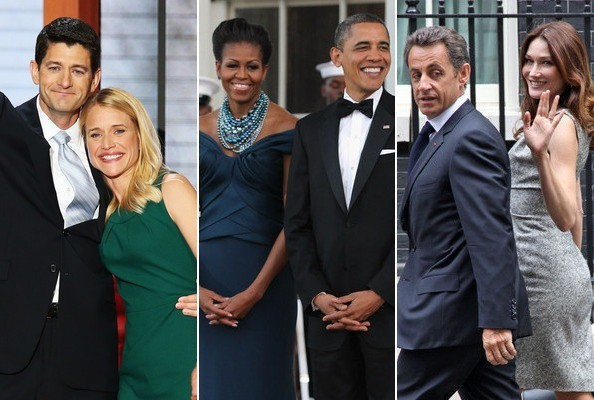 Hottest Politicians' Wives and Girlfriends