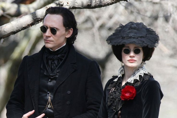 4 Things We Learned from the 'Crimson Peak' Panel at Comic-Con
