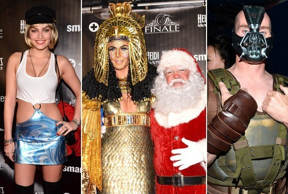 The Best Costumes from Heidi Klum's Haunted Holiday Party