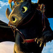 Toothless in 'How to Train Your Dragon'