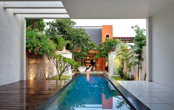 We Were Here Casa Cardenas Mexico Monday Design Daydream Lonny
