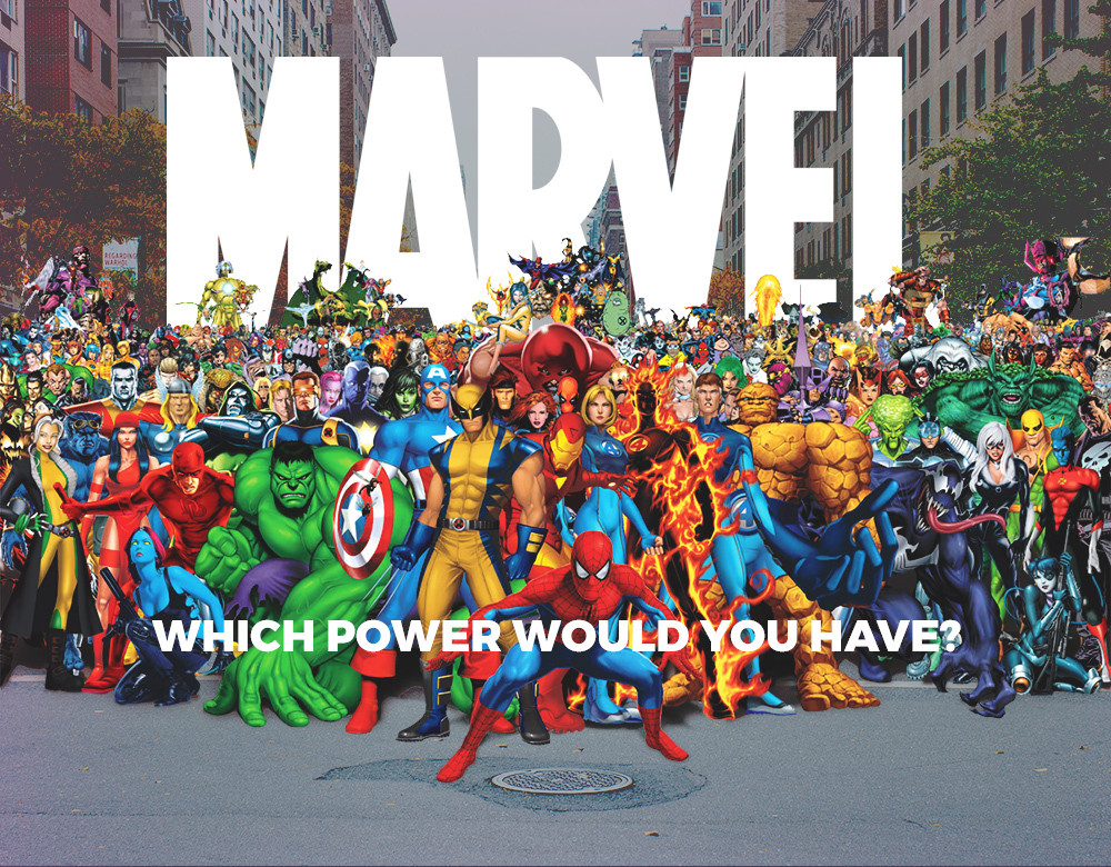 Which Marvel Super Power Would You Have? - Quiz - Zimbio
