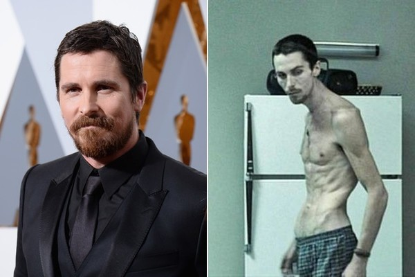Christian Bale In The Machinist Actors Who Are Unrecognizable In